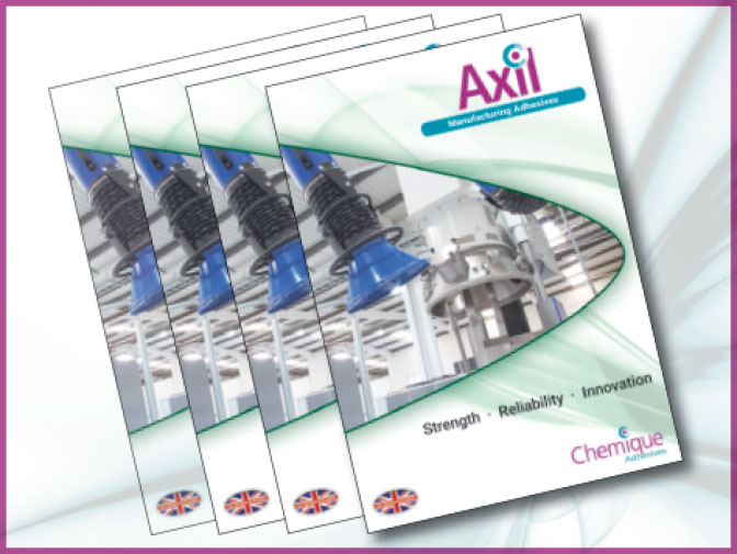 Chemique launches Aerotak brochure