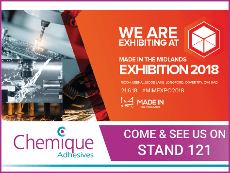 Chemique at MIM Expo