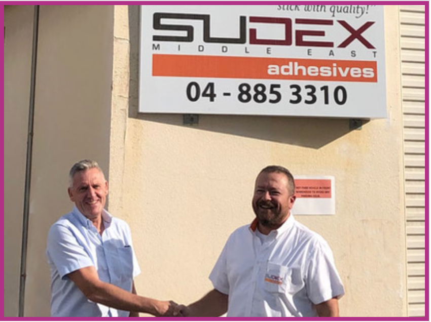 SUDEX Middle East Adhesives Manufacturing LLC
