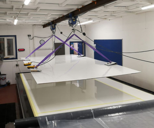 Chemique Adhesives delivers solutions fo...