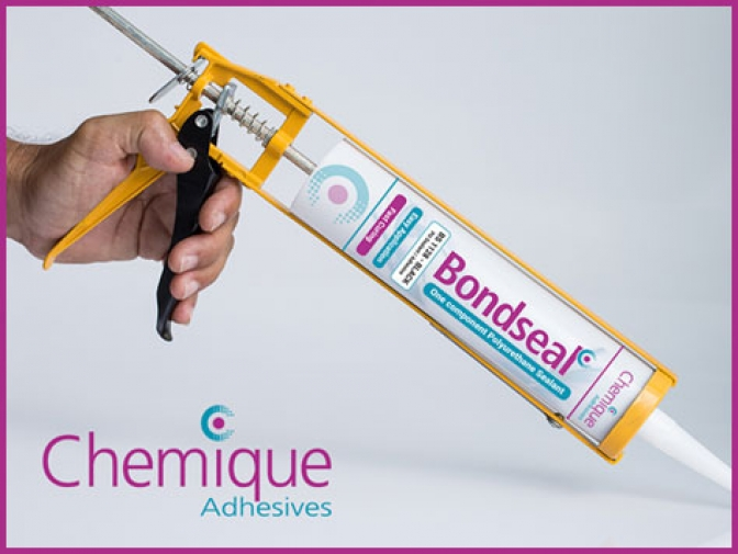 New Year, New Products: Chemique Adhesives Kicks Off 2019 with Two New Bondseal Structural Sealants