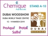 Chemique Adhesives has solutions for all at Dubai Woodshow 2019  (2)